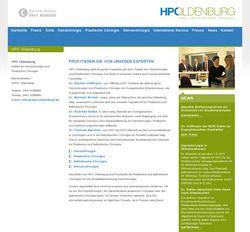 HPC Oldenburg
