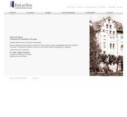 Klinik am Rhein