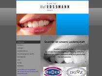 Dr. Olaf Rossmann