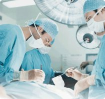 Operationsverlauf bei einer Bruststraffung